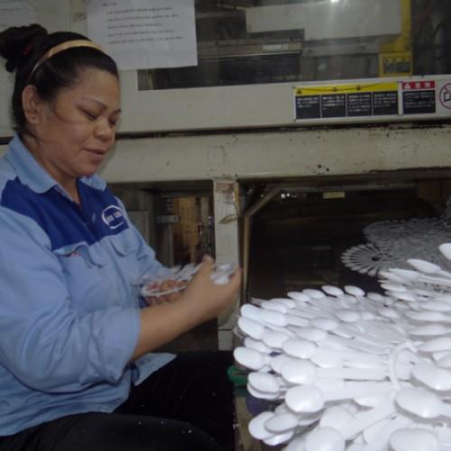 Qualitätskontrolle bei Massenprodukten