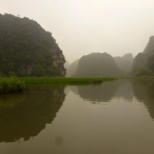 Einfach nur grossartig - Flusssystem in Zentralvietnam